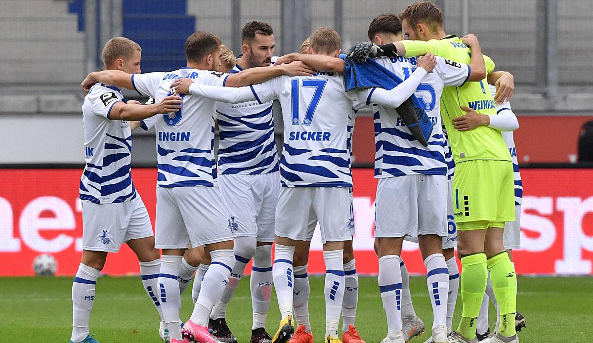 3 Liga Msv Duisburg
