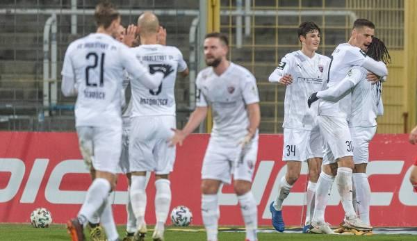Il y a beaucoup de raisons de se réjouir au FC Ingolstadt cette saison.