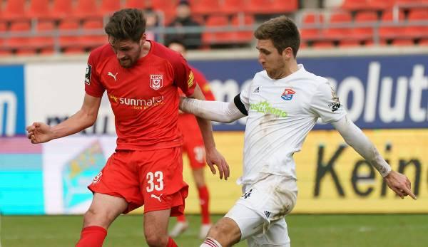 Le Hallesche FC a fait une pause car le 31 octobre.  le match contre Unterhaching a échoué.