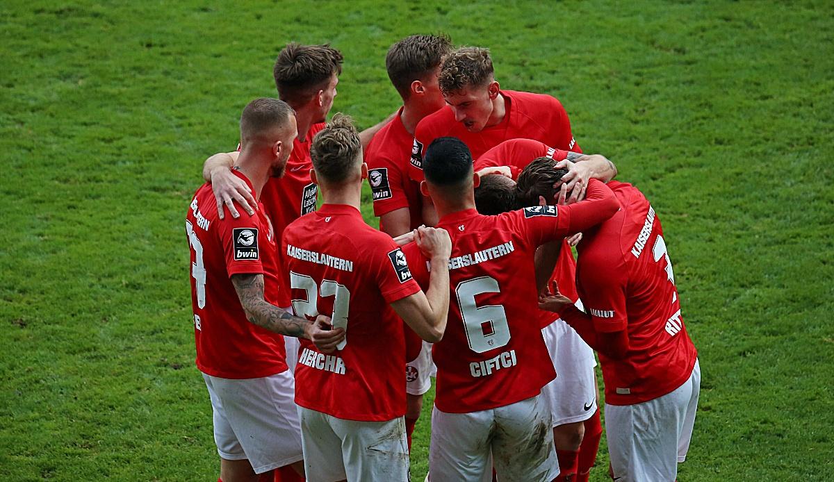 Fußball Heute Kaiserslautern