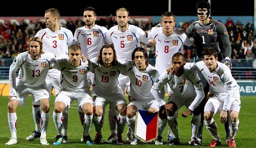 Tschechische Fußballnationalmannschaft