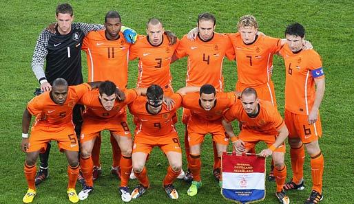Niederländische Liga Tabelle
