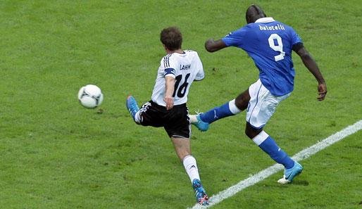 Fussball Deutschland Italien