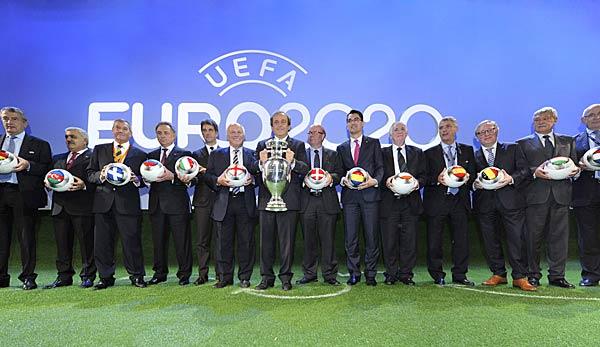 Euro 2020 Spiele Heute