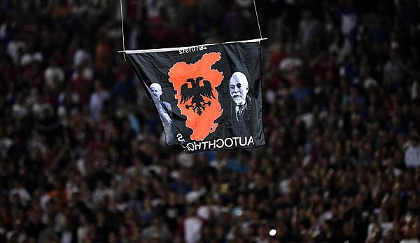 serbien vs albanien