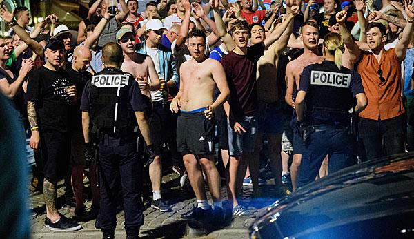 Marseille Ausschreitungen