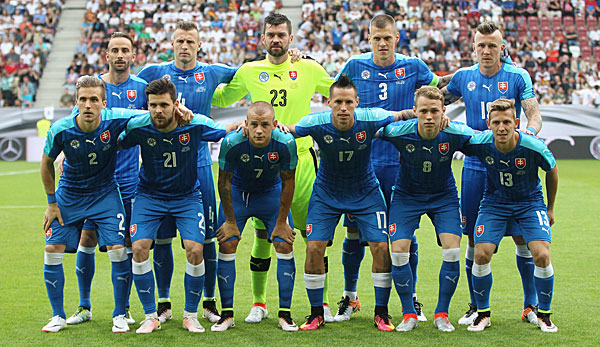 slowakei fußball nationalmannschaft