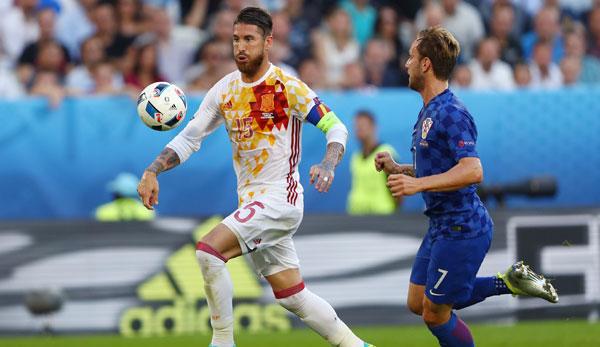Ergebnis Kroatien Spanien