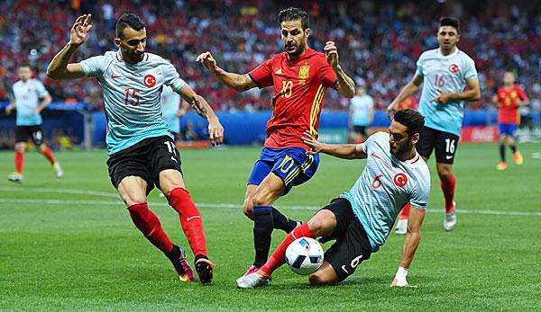 Spanien Türkei Spiel