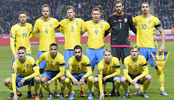 Fußball Em Schweden