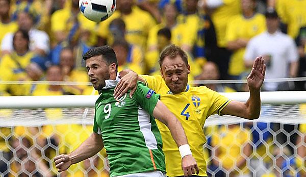 Irland Schweden Live