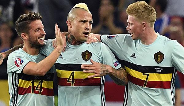 Belgien Schweden Em