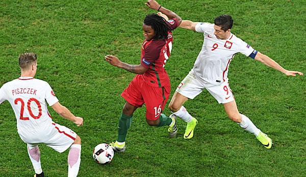 Portugal Polen Tore