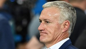 Didier Deschamps will Nationaltrainer bleiben