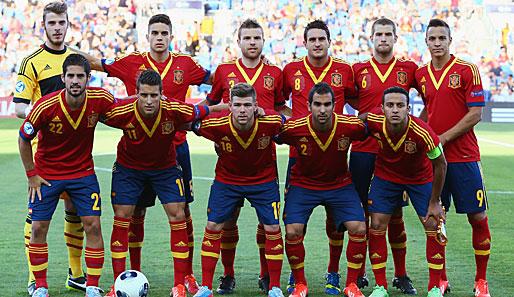 em 2017 spanien