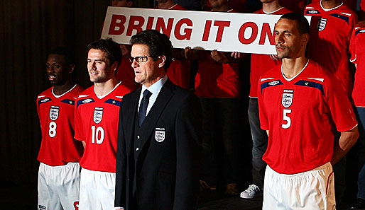 England, Capello, Owen