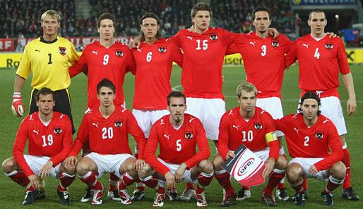 österreich Fussball Em
