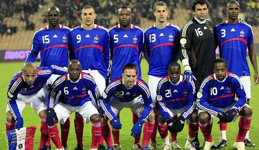Fussball Frankreich Heute