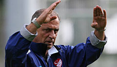 Nationaltrainer Fatih Terim