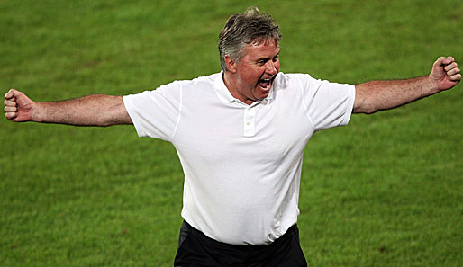 tagebuch, hiddink, russland