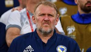 Robert Prosinecki hat sein Amt als Nationaltrainer niedergelegt.