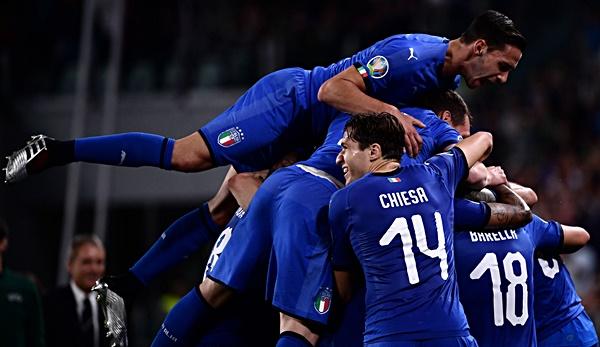 Italien Gegen Finnland
