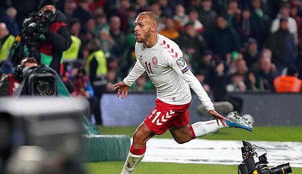 EM-Qualifikation: Schweiz und Dänemark lösen Ticket
