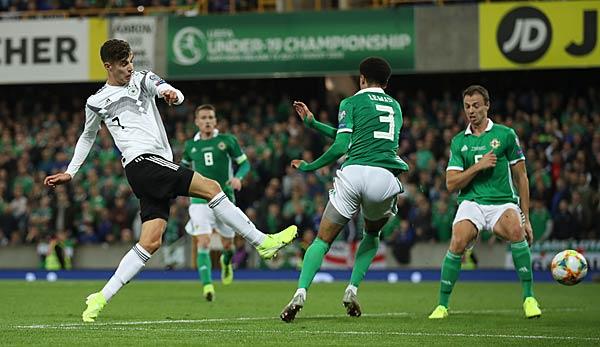 Schiedsrichter Deutschland Nordirland