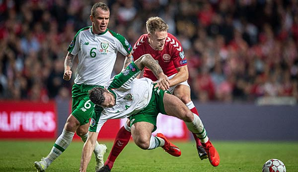 Irland Gegen Danemark Em Qualifikation Heute Live Im Tv