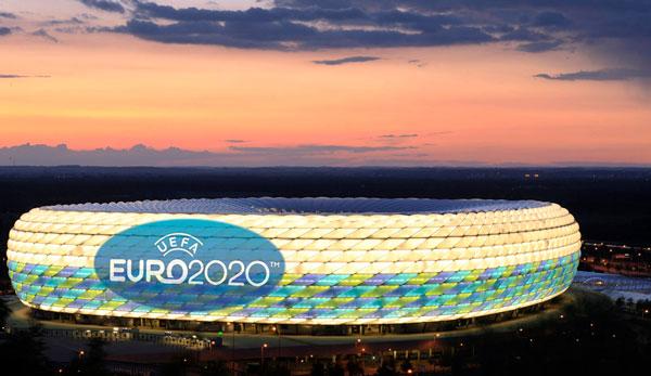 Em 2021 Austragungsort