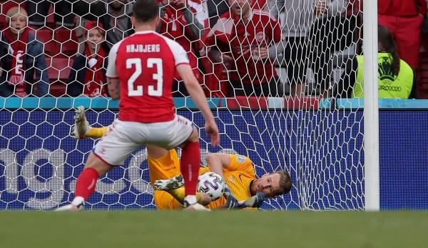 Danemark Vs Finnland Vorrundenspiel Bei Der Em 2021 0 1 Der Ticker Zum Nachlesen