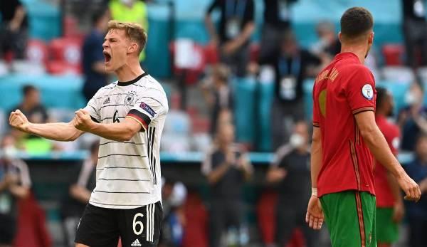 EM 2021 - Deutschland gegen Portugal: Pressestimmen zum EM ...
