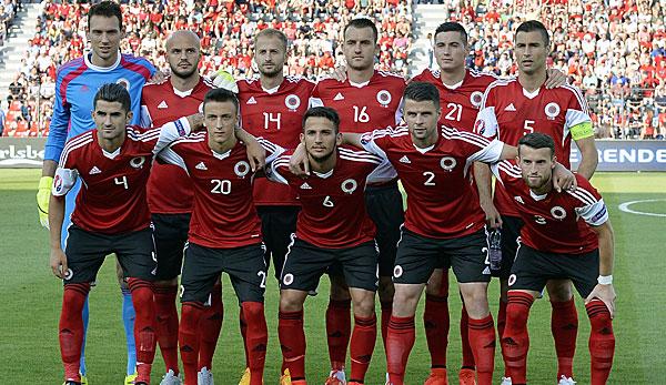 Fußball Albanien