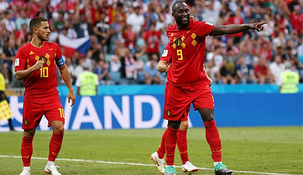 RuГџland Gegen Belgien