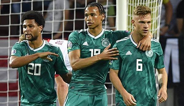 Em Qualifikation Deutschland Gegen Weissrussland Im Live