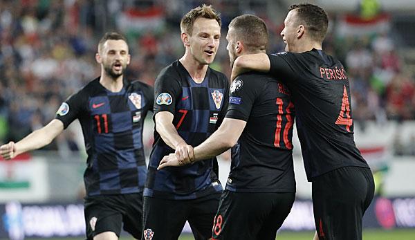 Slowakei Gegen Kroatien