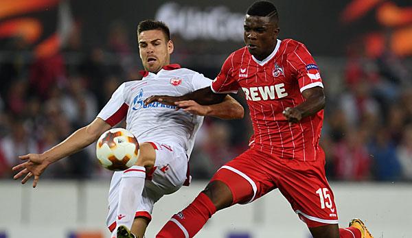 Europa League 1 Fc Köln Roter Stern Belgrad 01 01