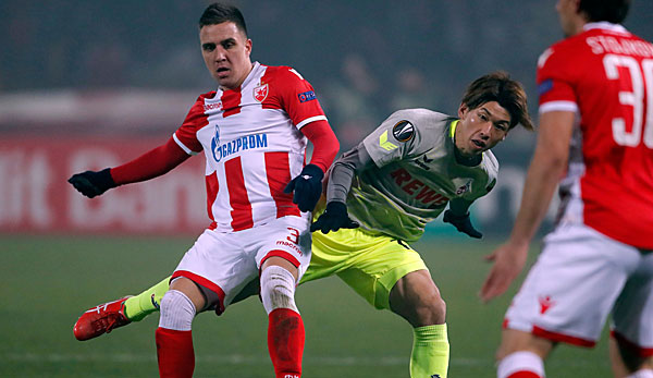 Belgrad Köln Europa League