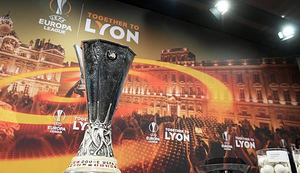 Achtelfinal Auslosung Der Europa League Bvb Gegen Salzburg Rb