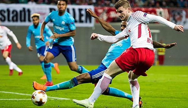 Rb Leipzig Heute Live Bei Olympique Marseille Verfolgen Tv