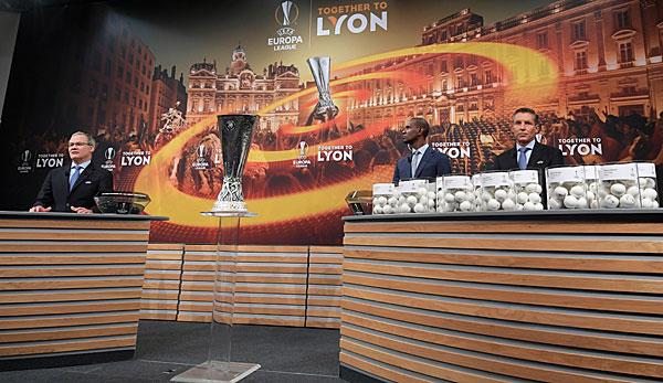 Europa League Modus