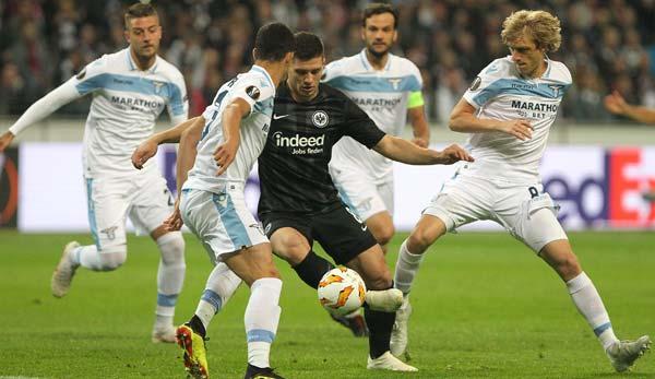 Frankfurt Gegen Lazio