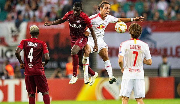 Fc Red Bull Salzburg Gegen Rb Leipzig Heute Live Europa League Im