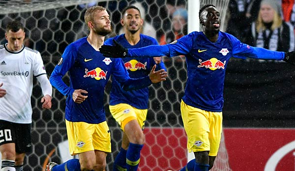 Europa League Rb Leipzig Gegen Rosenborg Trondheim Heute Live Im Tv