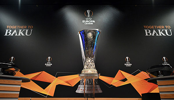 Europa League 2021/16 Auslosung