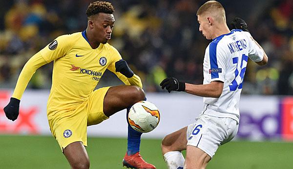 Europa League: FC Chelsea wirft Kiew-Anhängern Rassismus vor