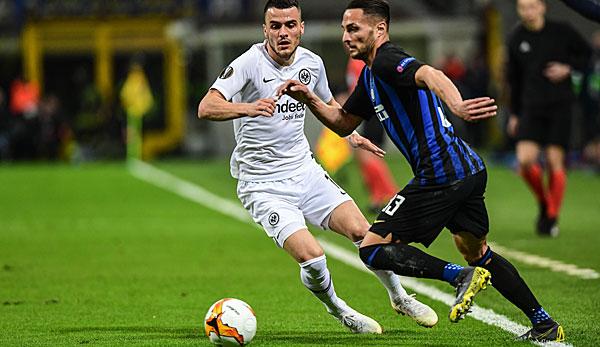 Inter Vs Frankfurt: Inter Mailand Gegen Eintracht Frankfurt Im LIVE-TICKER Zum