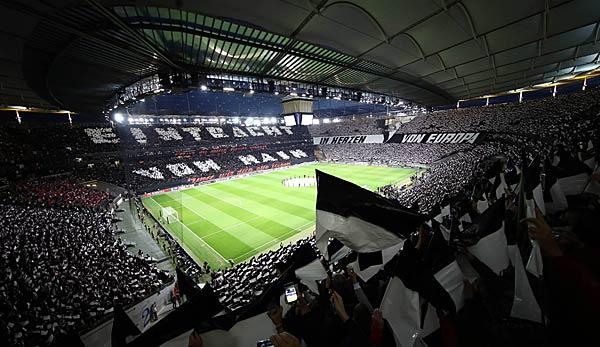 Eintracht Frankfurt: Halbfinal-Heimspiel gegen Chelsea ausverkauft