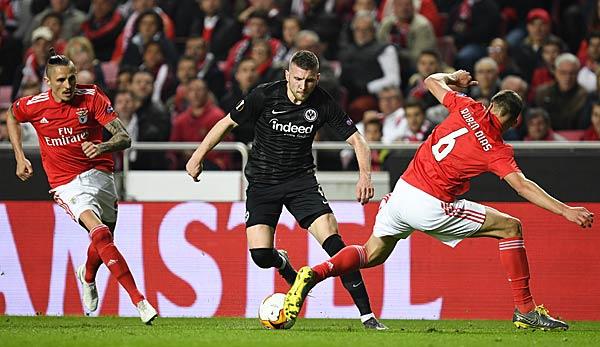 Frankfurt Benfica Tv