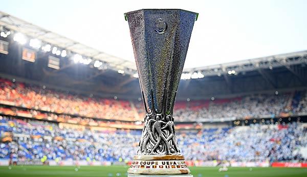 Europa League Finale Termin Und Tickets Fur Das Endspiel In Baku